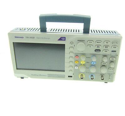 Tektronix Tbs1052b Digital Oscilloscope 50 Mhz 2 Channel