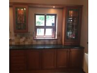 Kitchen And 7.5m Of Solid Granite Worktops Included