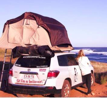 FREE Camper - driver wanted!! ALICE SPRINGS end of NOVEMBER Bondi Beach Eastern Suburbs Preview