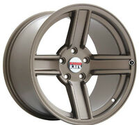 Roues (Mags) Phat Fux DTF Bronze mat 15 pouces