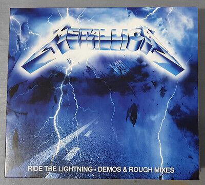 METALLICA Ride The Lightning Demos & Rough Mixes Digipak-CD SLAYER,MEGADETH,KORN