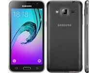 Samsung Galaxy J3 2016 Black Brand New Sealed