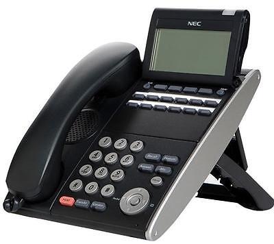 Fully Refurbished Nec Dt330 Dtl-12d-1 12-button Display Digital Phone Black