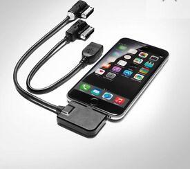 Audi MMI Cable iPhone 4/5/6