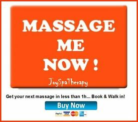 MASSAGE me NOW ! get your next full body massage in less than 1h... BOOK IT NOW ONLINE !