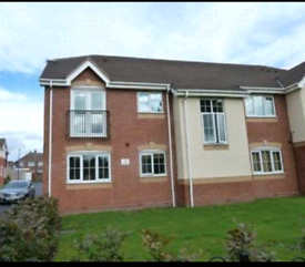 2 bed apartment part furnished