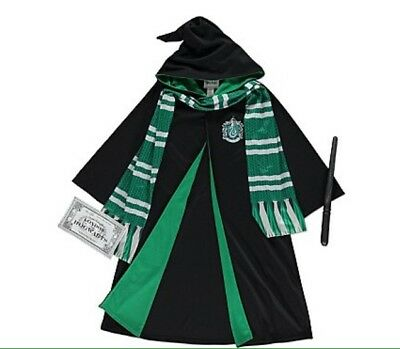 Malfoy Kostüme (Age 11-12 Slytherin Malfoy Fancy Dress Outfit Dressing UpNEXT DAY DELIVERY LISTE)