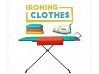 Ironing service and delivery East Dunbartonshire