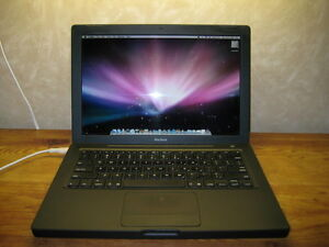Macbook noir 2007 2.16ghz Intel Core 2 Duo