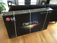 LG OLED55B6V 55 inch 4K Ultra HD OLED Flat Smart TV - NEW
