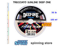 Trecciato Multifibra Sunline Deep One 35 Lb - 100 Mt - Vertical Jig -  - ebay.it