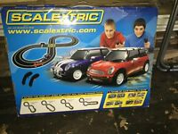 scalextric inner city speed