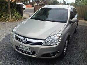 2008 Holden Astra Wagon Paradise Campbelltown Area Preview