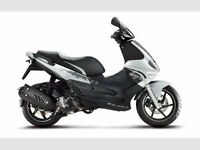 2015 gilera runner in silver only 205 miles