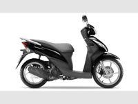 Honda vision 110 moped