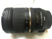 Tamron 24-70 f2.8 VC for Canon
