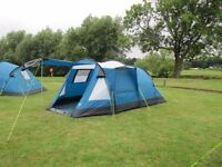 Royal Brisbane 4 Man Tent + Footprint + Carpet BRAND NEW Grab a Bargain