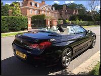 BMW 6 Series 640i Cabriolet