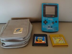 GameBoy Color and Pokemon and Daffy Duck game Inglewood Stirling Area Preview