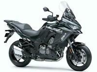 Kawasaki Versys 1000 SE, KLZ 1000SE - FREE Tourer kit upgrade