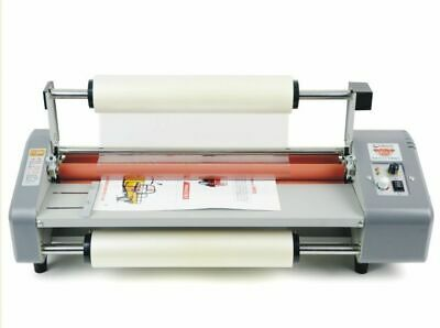 2016 Newest 440mm Laminator Four Rollers Hot Roll Laminating Machine