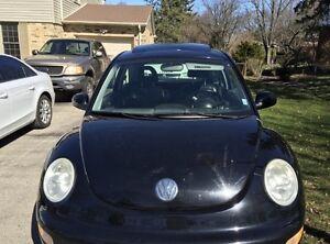 2001 Volkswagen Beatle Turbo Sport