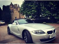 BMW Z4- Newly MOT'd!
