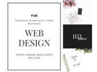 Turn Your Website Visitors Into Raving Fans with a BRAND They'll Love. Web Design That Converts.