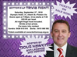 Trivia Night Preston Darebin Area Preview