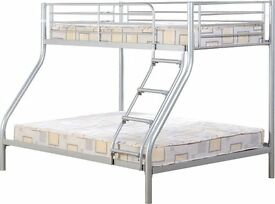 Can Deliver Today Good Quality Sturdy Triple Sleeper Bunk Bed Double Bed Single Bed BRANDNEW BOXED