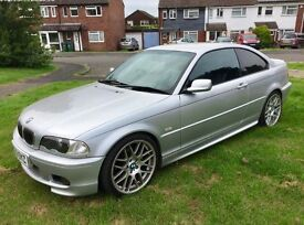 BMW e49 325ci m sport swap / px