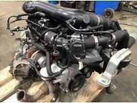 Ford Focus 1.0l turbo complete engine and box