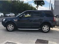 2008 Land Rover Freelander 2 2,2 litre diesel 5dr automatic 2 owners