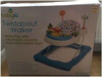 Brand new babylo twist about baby walker still in box