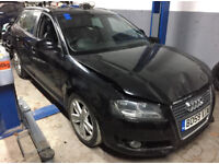 Audi A3 1.6 tdi sportback 2009 spares or repairs salvage damaged bargain clearance