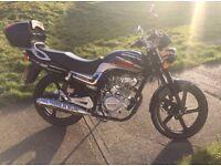 Lexmoto Arrow 125cc (15 Plate)
