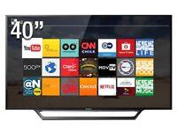 Sony BRAVIA 40 inch Smart wifi builtin LED TV 1080p HD Freeview HD