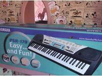 YAMAHA PSR-170 PIANO KEYBOARD
