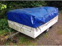Trailer tent 6 berth in very good condition