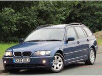 +++BMW 3 Series 2.0 320d SE Touring 5dr ++NEW SHAPE++SUNROOF++DIESEL++