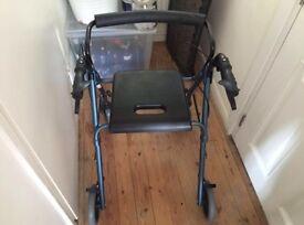 Seat walker