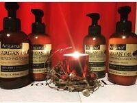 Argan Shampoo Conditioner
