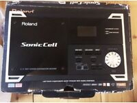Roland Soniccell (Sonic Cell) Keyboard Synthesiser Module audio and midi interface
