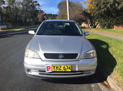 2002 Holden Astra Sedan Moss Vale Bowral Area Preview
