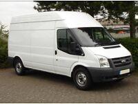 Man with a van 07506752392