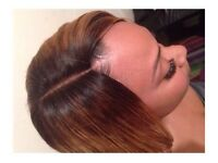 ** Weave from £35* WIGS FROM £25LONDON MOBILE/HOME HAIRDRESSER - AFRO CARIBBEAN HAIR.