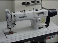 Brother s-1700a-403 Direct Drive Industrial Sewing Machine excellent condition