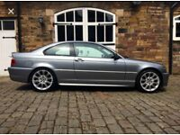 Bmw 320cd msport wanted