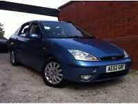 FORD FOCUS 1.8 TDI 2002 GREAT FAMILY CAR ****