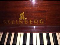 Steinberg Piano SOLD STC